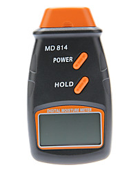 MD814 Digital Wood Moisture Meter Humidity Tester 4 Pin with LCD