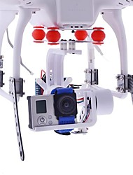 General Accessories HJ Gimbal / Parts Accessories White PVC / Aluminum