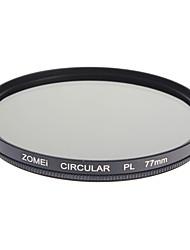 Zomei Professionelle Optical CPL Filter Zirkular Polfilter Super-HD-Klasse-Filter (77mm)