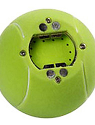 Tennis Shaped Music Opener and Fridge Magnet, L6cm x W6cm x H6cm