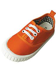 Salto Plano Comfort Moda sapatilhas de lona Crianças (mais cores)