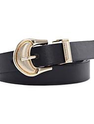 Delle EVERGOLD Moda Donna Cintura quattro colori Colori