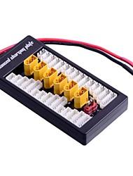 XT60 2-6 cellen Li-Po batterij Chargeing Adapter Board voor IMAX B6/B6AC