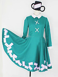 Inspired by TouHou Project Soga no Tojiko Cosplay Costumes