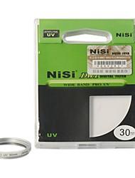 nisi® 30мм про уф ультрафиолетовый протектор профессиональный объектив фильтр для Nikon Canon SONY PENTAX Олимпа камер