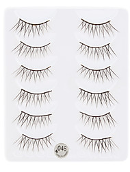 6Pcs Coolflower Part False Eyelash