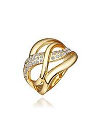 Meles Korean Elegant Figure  Ring