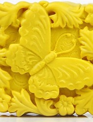 Бабочка Shaped Выпекать Плесень, W8cm х L8cm х H3.3cm