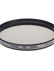 Zomei Kamera professionelle optische Rahmen MCUV Filter (55 mm)