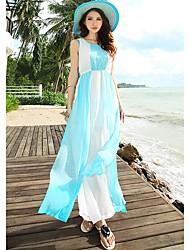 Women's Dresses , Chiffon Yousha