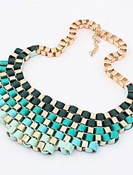 Женское модное ожерелье