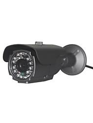 MHS ® 40M IR 700TVL CCD Distance1/3Effio-Sony impermeable al aire libre IR CCTV Cámara de la bala