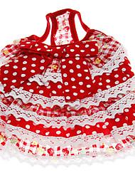 Chien Robe Vêtements pour Chien Fruit