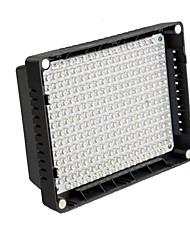 Groothandel Nieuwe 260 LED Panel Video Camera Light Lamp voor Canon Nikon DSLR Camera