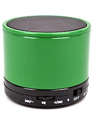 Portable Green Mini Bluetooth Président Super Bass rechargeable pour l'iPhone Samsung