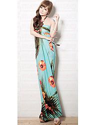 Women's Dresses , Chiffon Sleeveless DeeQueen