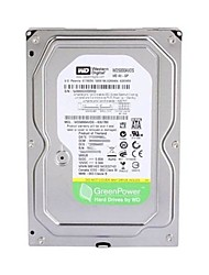 "Western Digital Caviar Green 500GB, interno, 7200 RPM, da 3,5 ""((WD) AV-GP) CCTV Surveillance Hard Drive"