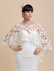 Lace Wedding/Special Occasion Hood