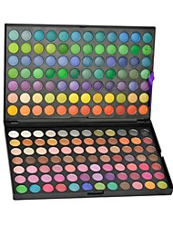 Pro 168 Maquillage polychrome Palette Ombre à Paupières Eye Shadow Palette 2070
