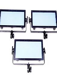 DOF C300 LED Video Light kit Micro Film Regulável Luzes ao ar livre Photo Light