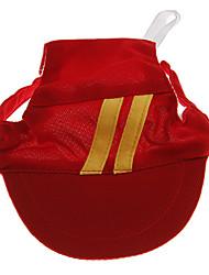 Bandanas y Sombreros para Perros Rojo / Azul / Rosado Primavera/Otoño XS / S / M / L / XL / XXL Algodón