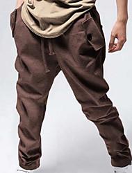 Мужские модные брюки