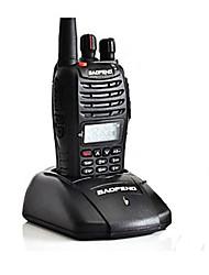 Walkie Talkie Baofeng UV-B5 5W 99CH UHF + VHF A1011A Dual Band / Häufigkeit / Anzeige Zwei-Wege-Radio