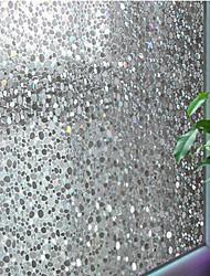 Klassische Kopfsteinpflaster-Muster Window Film