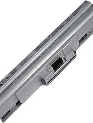 GoingPower 11.1V 4400mAh Bateria do portátil para Sony Vaio VGN-CS90 VGN-FW VGN-FW20 VGN-FW40 VGN-FW80 série Prata