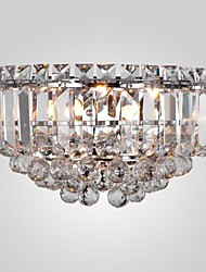Crystal/Mini Style/Bulb Included Wall Sconces , Modern/Contemporary G9 Metal