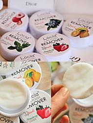 32PCS frutado Perfume Nail Polish Remover Discharge Projetado com prego (Padrão Random)