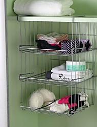 Orange® 1Set  Bathroom Hanging Baske Clothes storager Box Cabinet Storage Racks  Each One Size L28.7 *29 *17.5CM