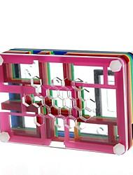 PI02 Protective 9-Layer Acrylic Case Enclosure Box for Raspberry PI