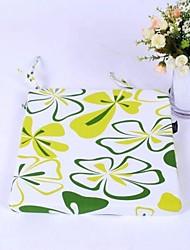LILY ® Coussin simple tissu lavable Carré éponge de coton 4 cm d'épaisseur 40 * 40cm Coussin