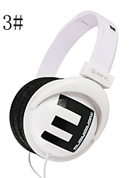 SENIC IS-R1 Moda-Projetado Over-Ear Headphone para PC / iPhone / iPod / iPad / Samsung