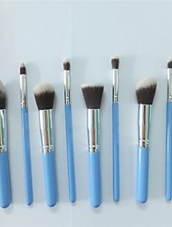 8Pcs Euro-American Stylish Cosmetic Brush Set