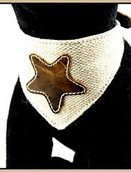 Réglable écologique Linge Bandana colliers pour animaux de compagnie Chiens (tailles assorties)