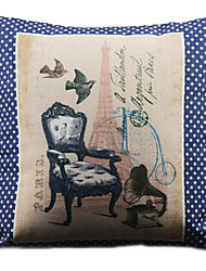 The Vintage Magic Chair Decorative Pillow Cover
