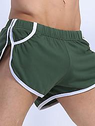Männer Baumwoll Beach Shorts Boxer