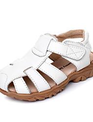 """Talón plano de cuero niños """"Comfort Sandalias con cinta Magic Shoes (más colores)"""