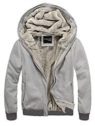 Men's Thick Hoodie