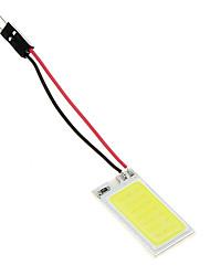 T10 COB 21 LED White Car Light Bulb W5W 194 147 152 1250 904 906 916 2825 L127T