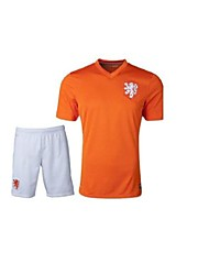 Men's 2014 World Cup Holland Sports Suit