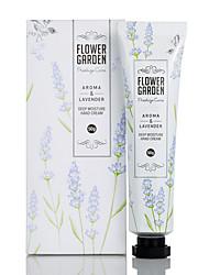 [MERIT] Flower Garden Aroma & Lavender Deep Moisture Hand Cream 50g