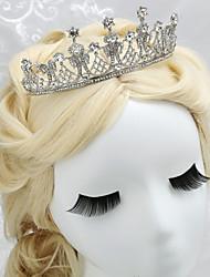 Women's/Flower Girl's Alloy Headpiece - Wedding/Special Occasion Tiaras