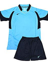 мужские футбольные костюмы (светло-голубой и Аргентина)