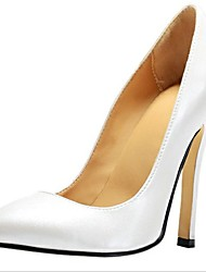 BC Classic Elegant Women's Stiletto Heel Pointed Toe Wedding Shoes
