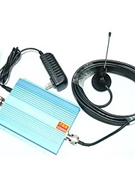 GSM 900MHz Mobile Phone GSM980 Signal Booster , GSM Signal Booster + Omnidirectional Antenna + Sucker Antenna with 10m Cable