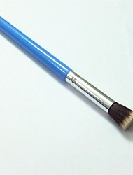 1Pcs High Quality Nylon Flat Top Brush