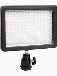 Luce Video WanSen W160 Lampada LED 12W 1280LM 5600K/3200K dimmerabile per Canon Nikon Pentax DSLR Video luce all'ingrosso